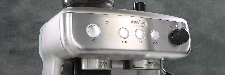 meilleure cafetière Breville