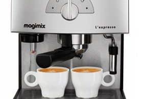 meilleure cafetière Magmix