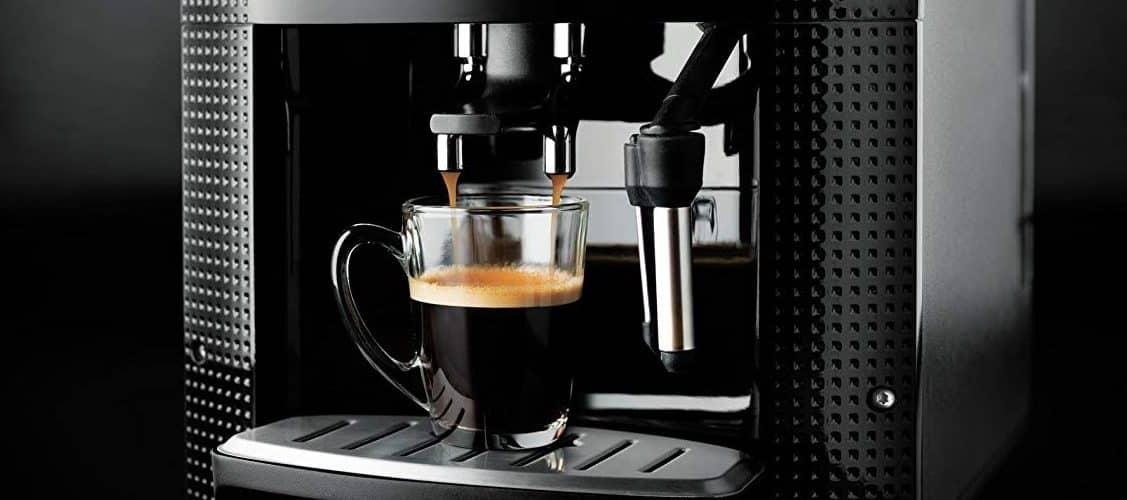 Avis cafetière Krups Essential (YY8125FD)