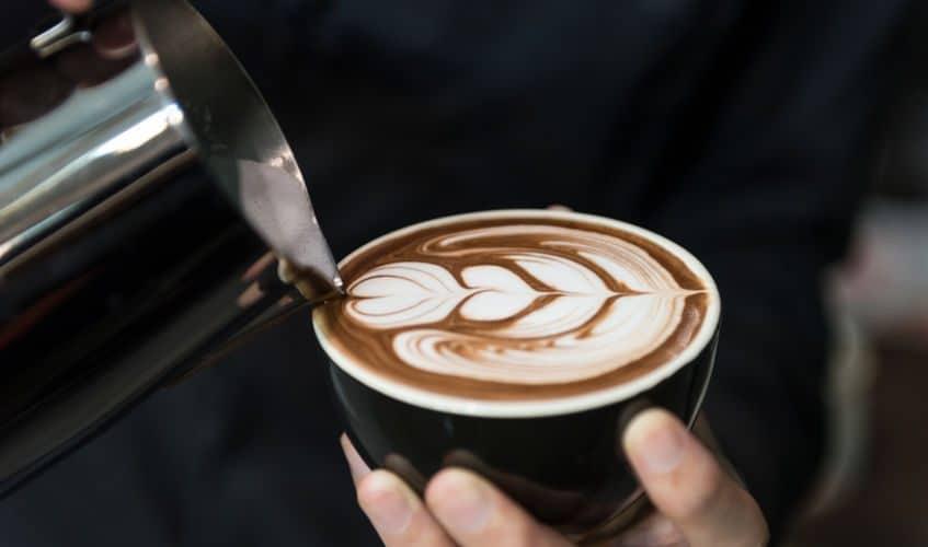 comment faire du Latte Arte