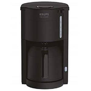 cafetière à Filtre Krups Pro Aroma Isotherme Noir KM305D10
