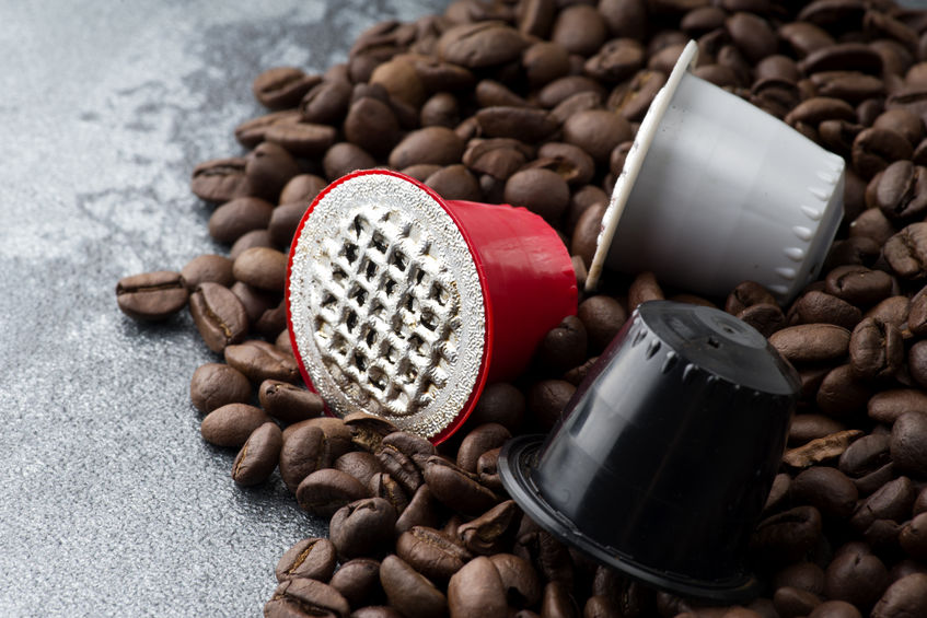 Où jeter les capsules usagées de café