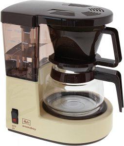 La cafetière à filtre Aromaboy de Melitta