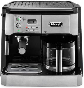 cafetière à filtre BCO431.S de Delonghi