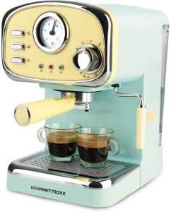 machine à espresso de GOURMETmaxx