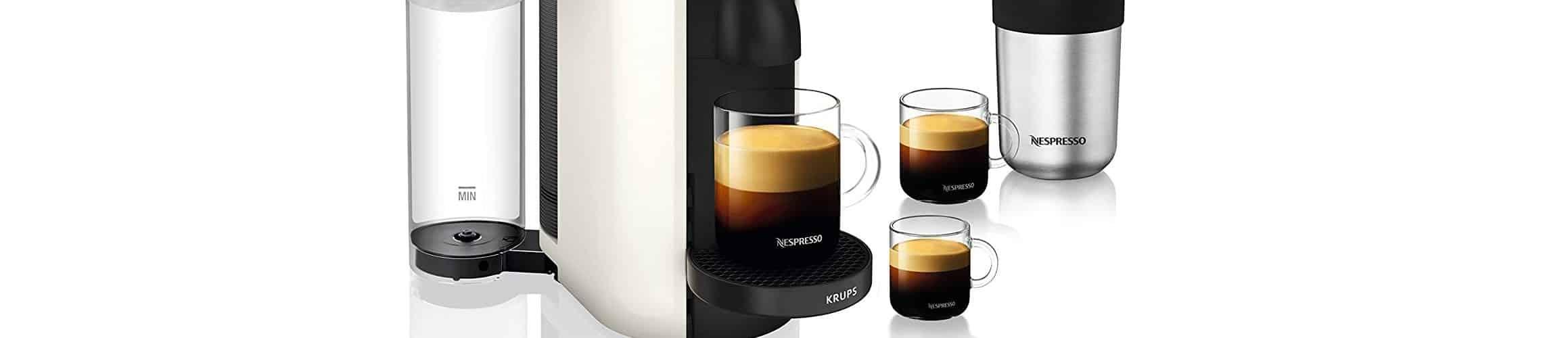 Avis cafetière Nespresso Vertuo