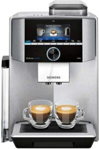 café automatique Siemens EQ.9 Plus Connect s500 TI9553X1RW