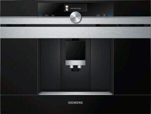 cafetière encastrable Siemens Expresso CT636LES6