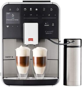 Cafetière Caffeo Barista TS inox