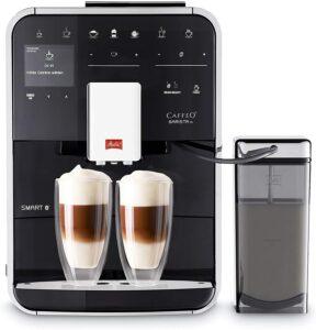 Cafetière Caffeo Barista TS noir