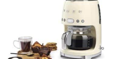 Cafetière filtre SMEG DCF02 CREU