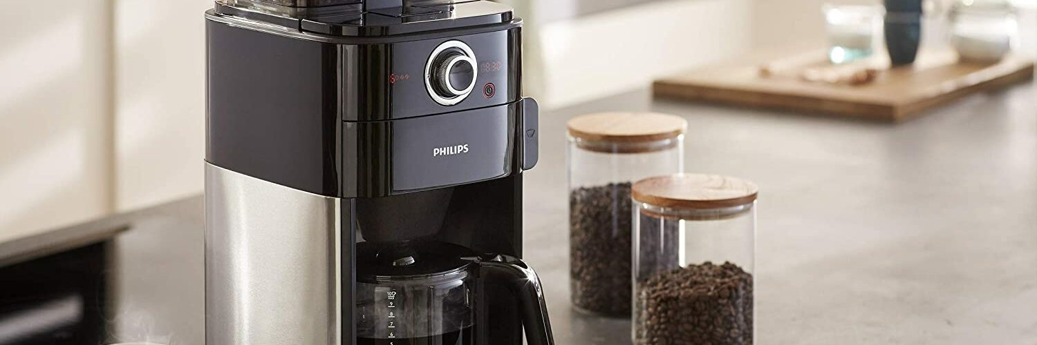 cafetière Philips Grind & Brew hd7769