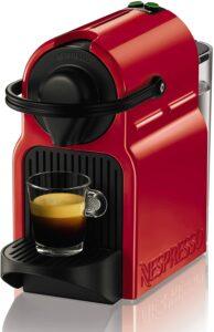 cafetière à capsules Nespresso Krups Inissia YY1531FD