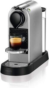 cafetière à dosettes Nespresso Krups Citiz YY4118FD