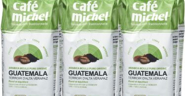 Avis Café Michel Guatemala lot de 6