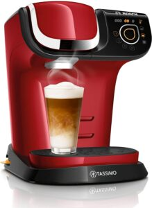 Cafetière Bosch Tassimo My Way Rouge